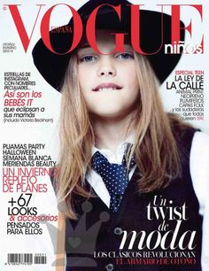 #Vogue Niños, Revistas moda infantil, www.lacasitademartina.com