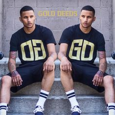 We going #backtoback #golddeeds #goldfromday1 #goldones #gd #lifestyle #fashion #model: @izzylopezofficial #photo:@osunaphoto www.golddeeds.com