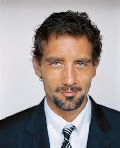 Clive Owen as Anthony Malory from Tender Rebel by Johanna Lindsey
