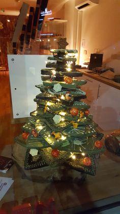 Our Chocolate Christmas Tree