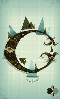 C alphabet1 by Fantastic Hysteria, via Flickr