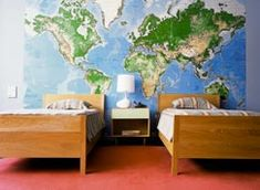 Nera stool lines by monica forster side tables pinterest environmental graphics world map wall mural gumiabroncs Images