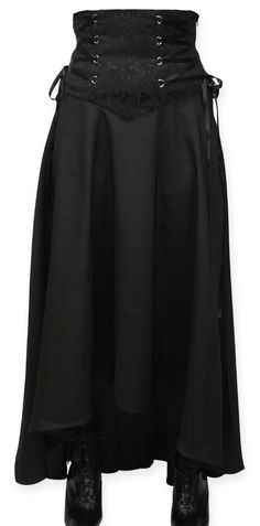 Cinch Skirt - For the lady academic with a penchant for drama.....