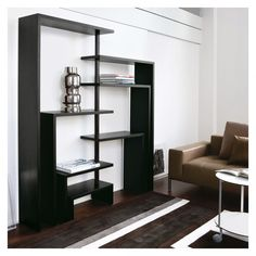 Joy Rotating Shelf 7 Level Black