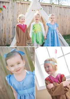 AMAZING Peter Pan Party {+ Kids Costumes} // Hostess with the Mostess®