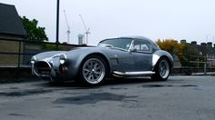 2007 Dax Tojeiro V8 with Hardtop - Silverstone Auctions
