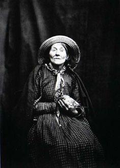 Hugh Welch Diamond, Seated Woman with Bird, 1855