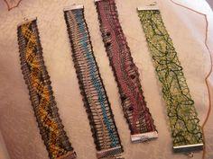 Lace Jewelry, Jewlery, Lace Heart, Bobbin Lace, Lace Design, Lace Detail, Etsy, Bracelets, Pattern