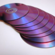 Recycle your old CDs into solar panels.                                                                                                                                                                                 More