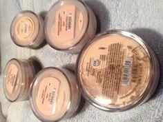 "Original formula bareMinerals foundation in ""FAIR""  (1) 2 gr jar    $10.00 shipped (3) 8 gr jars  $15.00 each shipped (1) 16 gr jar  $25.00 shipped"