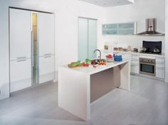 Best Small Kitchen Remodel 2011 | small kitchen remodeling with modern table design ideas