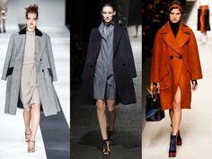 La maxi caban Fashion Week, Duster Coat, Jackets, Style, Fall Winter 2015, Vest Coat, Trending Fashion, Down Jackets, Swag