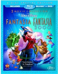 Fantasia and more on the list of the best Disney animated movies by year