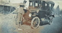 Model T Ford Forum: Using a Model T in winter-Photo
