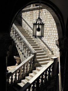 The Rector's Palace, Dubrovnik, Croatia