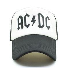 26054ba4b7656 ACDC Mesh Cap - Trucker Hat