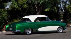 1952 Chevrolet Bel Air Pro Touring 2009 Amsoil/Street Rodder Road Tour Car presented as lot S120 at Anaheim, CA 2015 - image3
