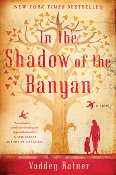 I don't know when I was last moved by a novel as I have been by In the Shadow of the Banyan by Vaddey Ratner which releases tomorrow by Simon & Schuster. The novel is based on the author&… Reading Lists, Book Lists, Books To Read, My Books, Thing 1, Book Nooks, Historical Fiction, The Life, Real Life