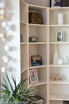 ikea billy bookcase with glass doors h o m e pinterest. Black Bedroom Furniture Sets. Home Design Ideas