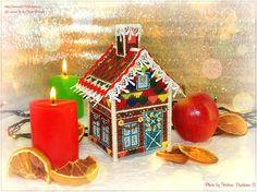 La maison de la Chatte Blanche: Пряничные домики. Сладкая сказка наяву