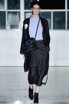 Zero + Maria Cornejo Fall 2014 Ready-to-Wear Collection Slideshow on Style.com