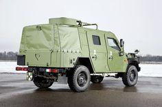 Mercedes G LRPV und LAPV: Neue G-Klasse-Modelle in Uniform - AUTO MOTOR UND SPORT