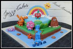 Moshi Monsters Cake ideas