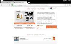 https://www.cool-promo.com/promos/13509/participations/3141655?locale=es  Please vote the picture!!!!! Porfavor votad la foto!!!!! Thank you/ graciasss !!!!