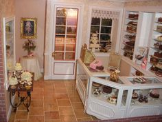 Bakery Shop- The Sales Area Close Up by Diogioscuro, via Flickr