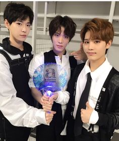Doyoung Yuta and Taeil