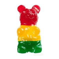 World's Largest Gummi Bear - Astro 3 Flavor - 4.5#