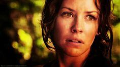 Gif hunt: Evangeline Lilly, lost, Kate Austen