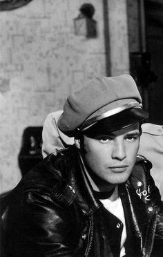 Marlon Brando ~ The Wild One, 1953