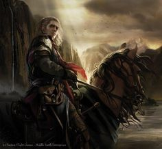 Elfhelm: Magali Villeneuve...wish they had included him in the movies