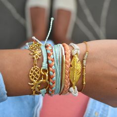 How to Accessorize your Outfits for Spring | Pura Vida Bracelets