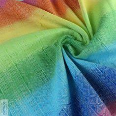 Didymos Rainbow hemp, Woven Wrap, Didymos, Little Zen One