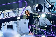 Vienna 06.10.15 || you can almost hear his voice through the picture