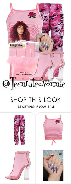 """""""Supa Fresh"""" by teenratedvonnie ❤ liked on Polyvore featuring WithChic"""