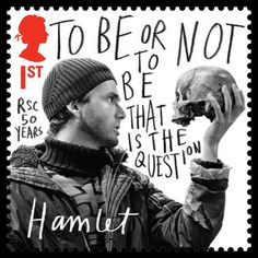 Shakespeare& Hamlet: Play or Misogynist Propaganda? let's open that third eye togetherShakespeare's Hamlet: Play or Misogynist Propaganda?Fictional As Non-Fictional: Shakespeare's Hamlet – Pla Royal Mail Stamps, Royal Mail Postage, David Tennant, Hamlet Quotes, Royal Shakespeare Company, William Shakespeare, Shakespeare Plays, Shakespeare Quotes, Comics
