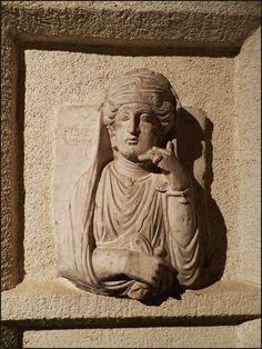 Раннехристианские надгробия - vita_colorata