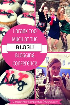 BlogU blogging conference - a recap via Twitter #humor #funny @katewhinehall