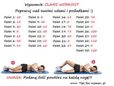 clams Workout Challange, Reto Fitness, Health And Fitness Expo, Weight Loss Workout Plan, Fitness Planner, Boost Your Metabolism, Yoga Routine, Training Plan, Get Skinny