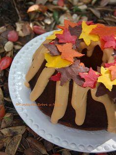 Tentações Sobre a Mesa: Bundt Cake de Outono (com Marmelo e Cenoura)