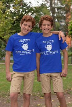 Now designing shirts for Bar and Bat Mitzvahs! - @CustomWolfpack CustomWolfpack.Etsy.com CustomWolfpack.com - #barmitzvah #batmitzvah #eventplanner #sweet #dj #wedding #jewish #israel #partyplanner #mitzvah #party #simcha #judaica #corporateevents #kosher #barmitzvahboy #barmitzvahparty #mazeltov #shabbat #torah #barmitzvahdecor #jewishwedding #jewishparty #photobooth #events #jewishlife #hanukkah