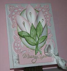 spellbinders perfect petals die - Google Search