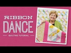 Make a 9 Patch Madness Quilt with Jenny! - YouTube