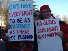 The Best Marriage Equality Sign at the Supreme Court.