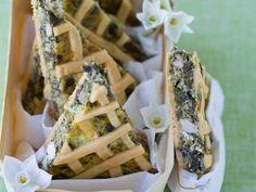 Torte salate per il pic nic di Pasquetta | Alice.tv