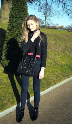 Outfit Diaries… Winter Days – Sophie Laetitia | Winter Knitwear | Winter Fashion