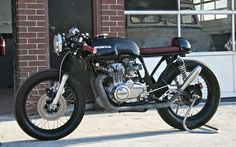CB350F by Speed Deluxe | Inazuma café racer